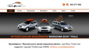 Wypożyczalnia bagażników Warszawa